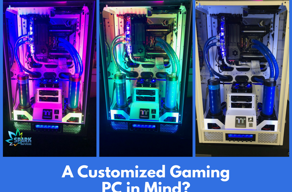Why a Customized Gaming PC Is Better Than a Normal PC